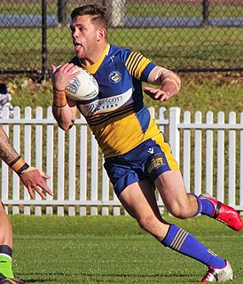 Kurt Dillon Australian rugby league footballer