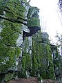 Kalamárka - severné skaly Hradiska - panoramio.jpg
