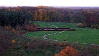 Kalkriese - Suspected site of the final Battle of the Teutoburg Forest