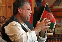 Description de l'image Kandahar Governor in April 2012.jpg.