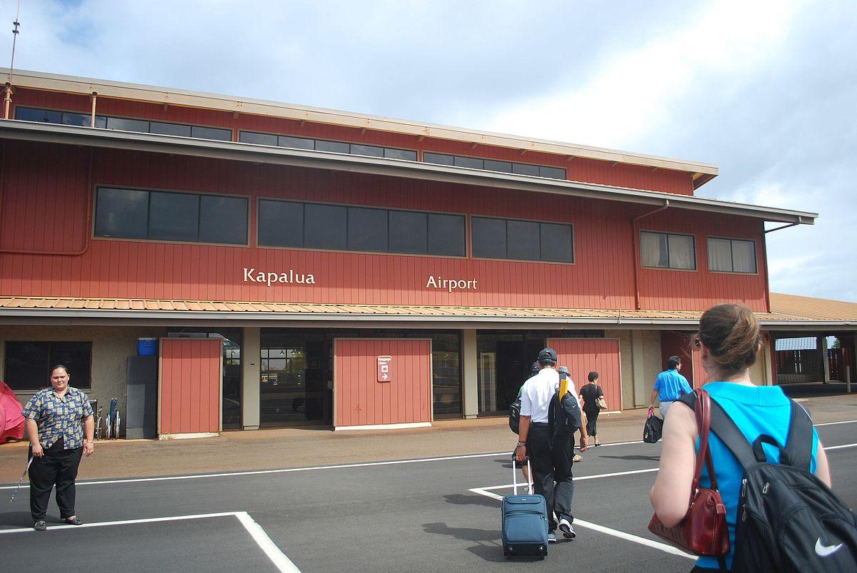 Kapalua Airport Wikipedia