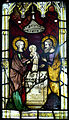 Kapellenfenster Köln um 1340 KGM Darbringung.jpg