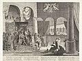 Karel II door admiraal Monck tot koning van Engeland gekroond, 1661, RP-P-OB-81.892.jpg