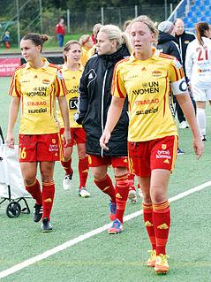 Karin Lissel Swedish football defender (born 1987)