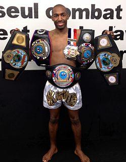 Charles François (kickboxer) kickboxer