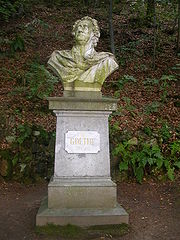 Busta J. W. Goetha