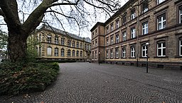 Englerstraße in Karlsruhe