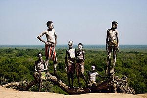 Bari people - Image: Karo Tribe Ethiopia