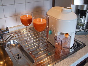 Blender - An electric centrifugal juicer