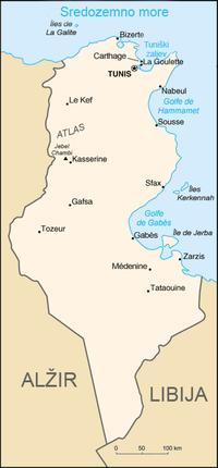 karta sveta tunis Tunis – Wikipedija karta sveta tunis
