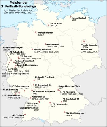 2 Fussball Bundesliga Wikipedia