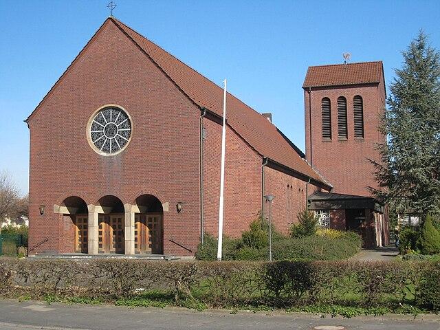 Filekath st immaculata kirche dortmund scharnhorstjpg for Küche dortmund