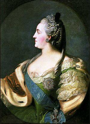 """Volga Germans - Catherine II """"The Great"""""""