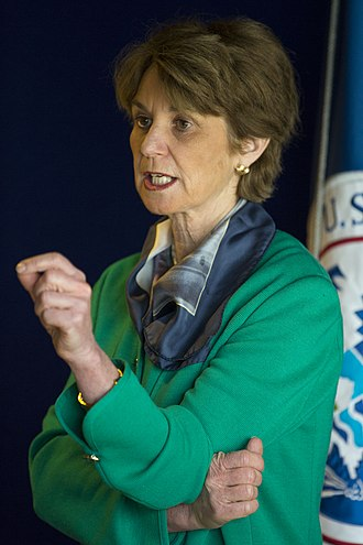 Lieutenant Governor of Maryland - Image: Kathleen Kennedy Townsend (13740728305)