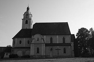 Sattledt - Image: Katholische Pfarrkirche, Sattledt