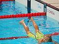 Kazan 2015 - Rūta Meilutytė semifinal 100m breaststroke (4).JPG