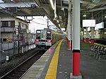 Kazo Station Platform.jpg
