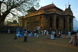 Solosmasthana - Image: Kelani Vihara
