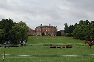 Kelmarsh Hall - Kelmarsh Hall