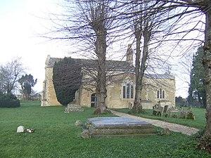 Kelmscott - Image: Kelmscott church, Oxfordshire