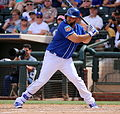 Kendrys Morales awaits a pitch (25689720856).jpg
