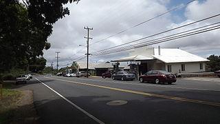 Keokea, Maui County, Hawaii Unincorporated community in Hawaii, United States