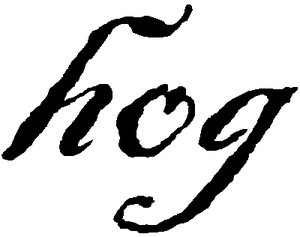 Kerning hog