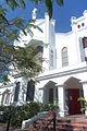 Key West FL HD St Paul's Episc Church tall pano01.jpg