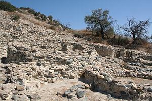 Khirokitia - Image: Khirokitia 3
