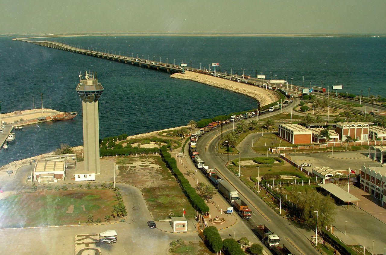 جوله سياحيه عن جسر الملك فهد