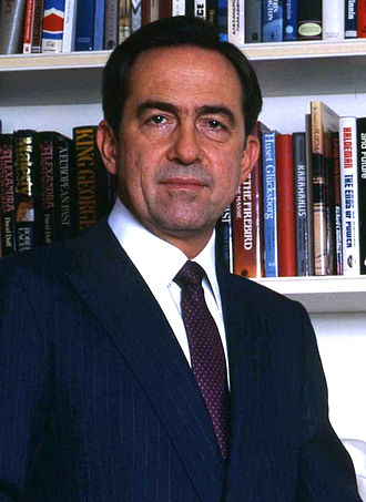 Elections in Greece - King Constantine II