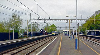 "Kings Langley railway station - ""Kings Langley station, 2004."