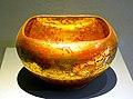 Kinrande-style tea bowl (chawan), attributed to Eiraku Hozen, Kyoto, Japan, c. 1830, porcelain, underglaze blue, red enamel, gilding - Montreal Museum of Fine Arts - Montreal, Canada - DSC09515A (retouched).jpg