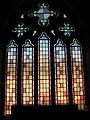 Kirkby Stephen parish church, west window - geograph.org.uk - 1398899.jpg