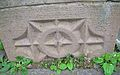 Kirkhall Scottish Sundial, Ardrossan. Base.JPG