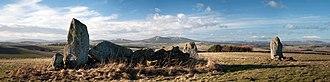 Kirkton of Bourtie stone circle - Kirkton of Bourtie stone circle