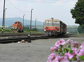 Hatvan–Fiľakovo railway