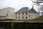 Klášter Nový Dvůr - okres Karlovy Vary - Karlovarský kraj - Česká republika
