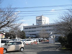 Komatsushima city Hall.JPG