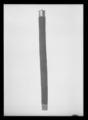 Kommandostav svart sammet - Livrustkammaren - 9856.tif