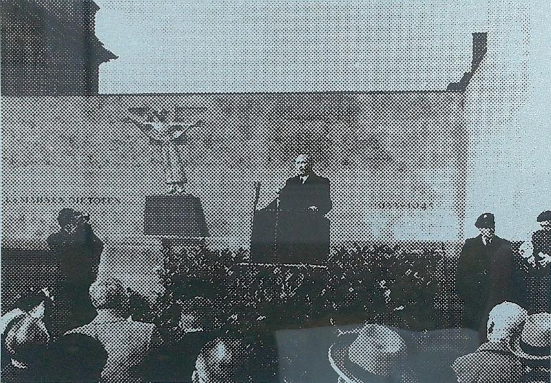 File:Konrad Adenauer eröffnet Friedensengel E6.jpg
