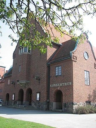 Kristianstad Municipality - Kristianstad Concert House