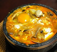 List Of Korean Dishes Wikipedia