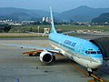 Korean Air B737-86N (HL7556) at Daegu International Airport.jpg