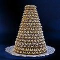 Kransekage (wreath cake).jpg