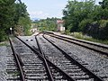 Kreplje rail junction-from south.jpg
