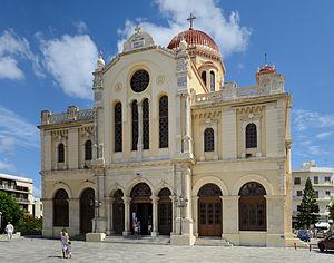 Kreta - Iraklion - Agios Minas Kathedrale1