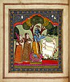 Krsna enchants the natural and human worlds Wellcome L0030642.jpg