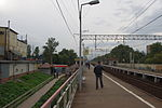 Kuchino platform 1 view to Reutovo.jpg