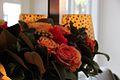 Kunstige Roser closeup.JPG